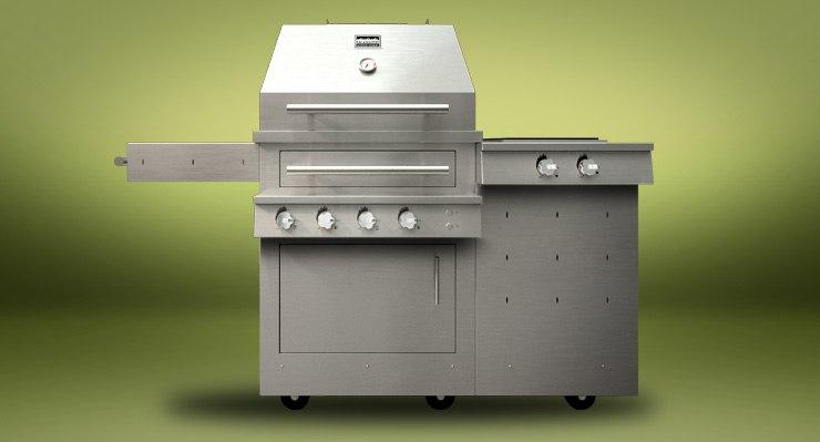 k500hs-hybrid-fire-freestanding-grill-with-side-burner