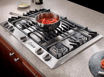 wolf vs thermador dacor viking gas cooktops reviews
