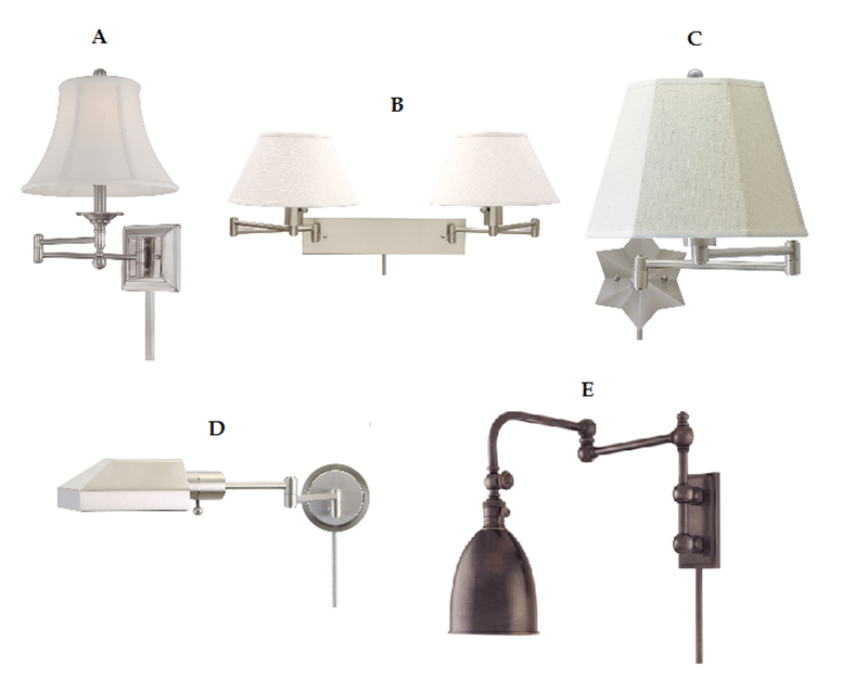 Stylish Bedroom Reading Lamps (Modern, Traditional & Contemporary)