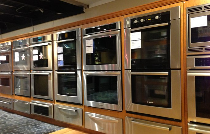 yale wall oven display 113
