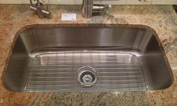 Kitchen Cabinets Ideas Undermount Kitchen Sink For Inch