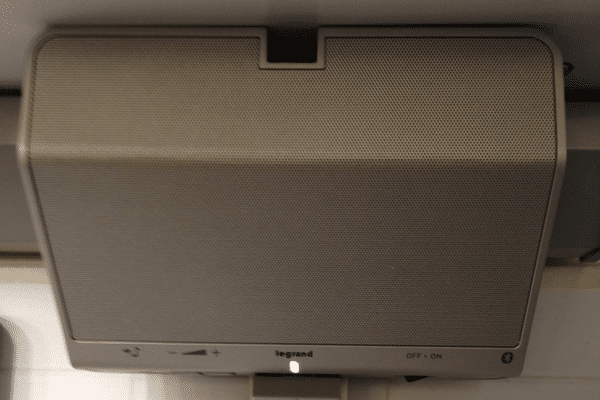 adorne legrand bluetooth speaker accessory