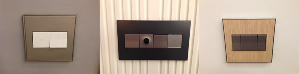 adorne legrand dimmer switch options