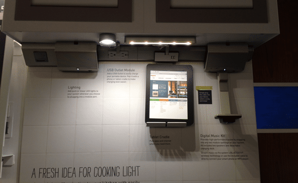 adorne legrand led under cabinet lighting system