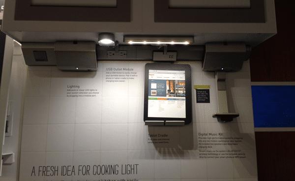 adorne legrand led under cabinet lighting system