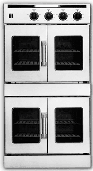 american range double frenchdoor wall oven AR0FFE230