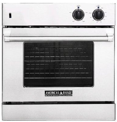American Range Single Wall Oven Electric Arose30