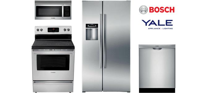 Best Electrolux vs Bosch vs JennAir Kitchen Appliance Packages