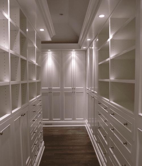Elegant Closet Lighting 3