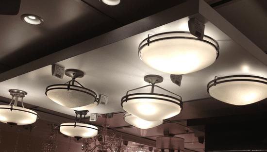 Closet Lighting Semi Flush Mount Lights 2