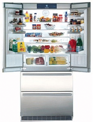 CS2062 integrated refrigerator