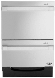 dcs dishdrawer dishwasher DD24DUT7