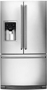 electrolux really big refrigerator