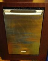 electrolux 18 inch dishwash