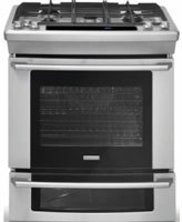 electrolux slidein range EW30GS75KS black friday