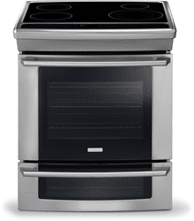 electrolux induction cooking