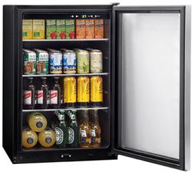 frigidaire freestanding beverage center FFBC46F5LS