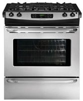 frigidaire gas range FFGS3025LS black friday
