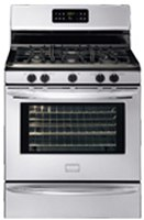 frigidaire gas range FGGF3041KF black friday