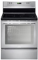 frigidaire induction freestanding range FPCF3091LF