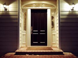 front door lighting