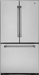 ge cafe cabinet depth refrigerator CFCP1NIZSS