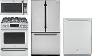 Jennair Vs Ge Cafe Stainless Kitchen Packages Reviews