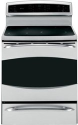 ge general electric freestanding induction range PHB925STSS