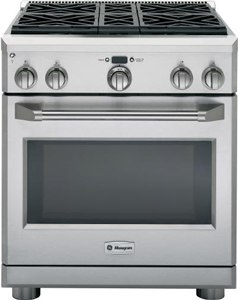 Viking D3 Vs Ge Monogram 30 Inch Professional Ranges