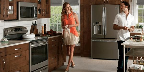 ge slate kitchen appliance finish