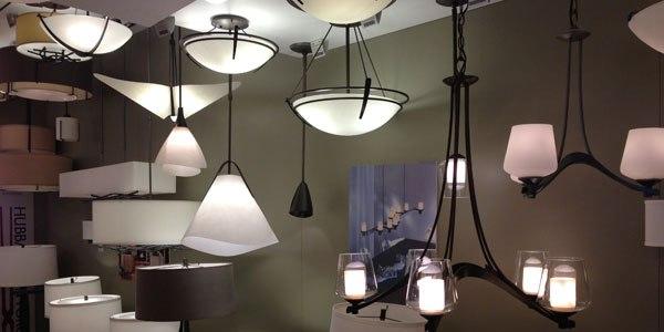 hubbardton forge lighting display 1