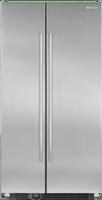 JCB2585WES side by side refrigerator