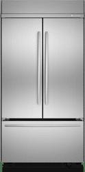 jennair 42 inch french door refrigerator JF42SSFXDA