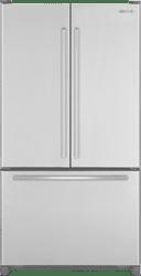 jennair cabinet depth refrigerator JFC2089WEM