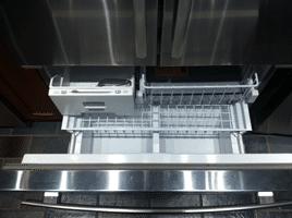 Jennair JFC2290 freezer
