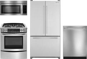 jennair stainless steel kitchen package 72012