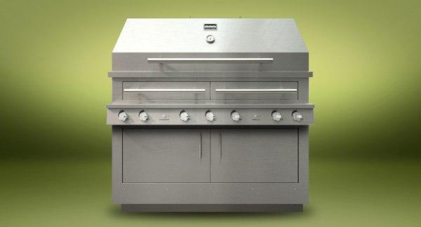 kalamazoo bbq grill K1000HB 1