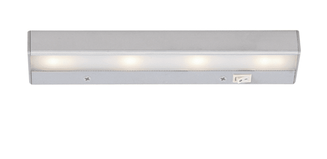 Color Temperature In Led Under Cabinet Lighting