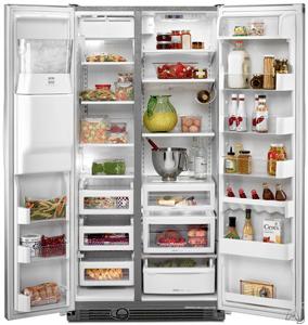 kitchenaid really big refrigerator