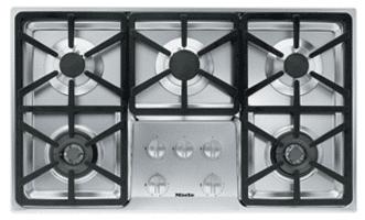 miele 36 inch gas cooktop KM3474LP