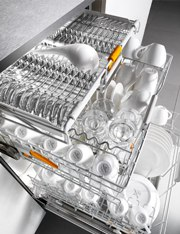 miele dishwasher silverware basket