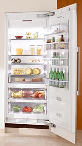 Sub Zero Vs Miele Integrated Refrigerator Columns Which