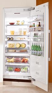 Sub Zero Vs Miele Integrated Refrigerator Columns Which Is Better - Miele-grand-froid-4-door-refrigerator