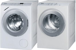 miele washer dryer laundry pair