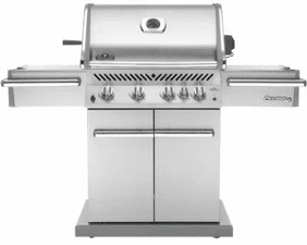A Review Of Napoleon vs  Weber Gas Grills