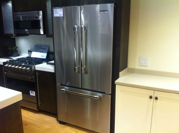 Awesome Source · New Viking D3 French Door Refrigerator