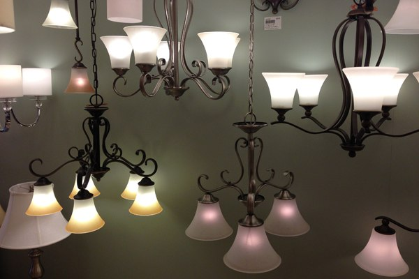 quoizel lighting gallery display 1