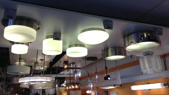 semi flush flushmount lights 2
