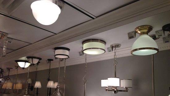 semi flush flushmount lights 3
