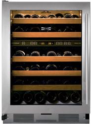 subzero 424 wine storage